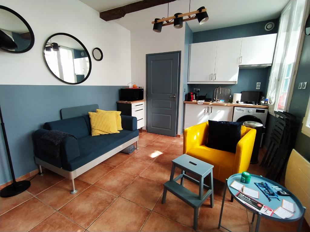 Location appartement - Petit bijou avec terrasse au coeur du Vieux Lille