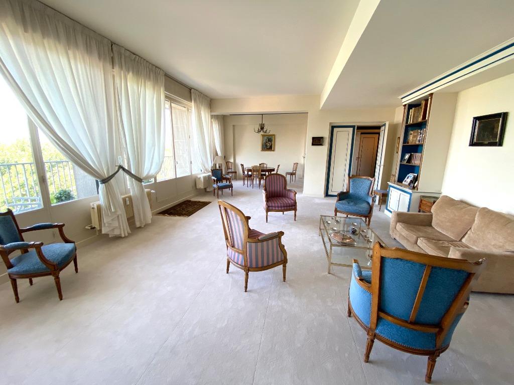 Vente appartement 59700 Marcq en baroeul - T6 Croisé Laroche terrasse double parking