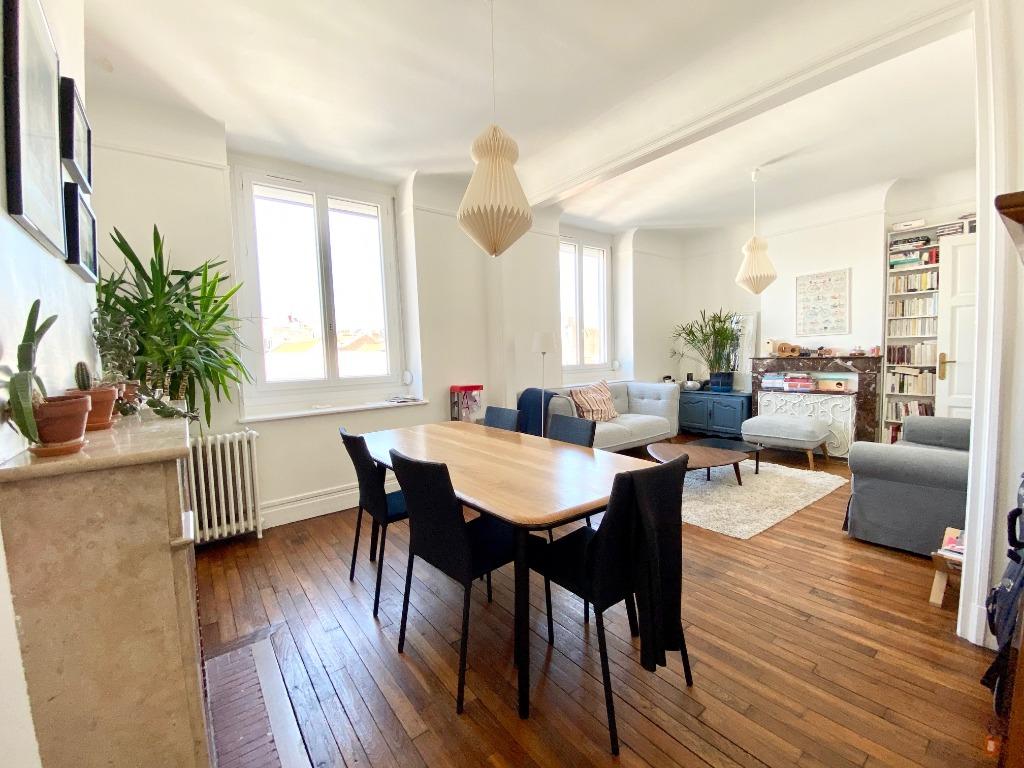 Vente appartement 59000 Lille - T3 Lille République Beaux-Arts - 80m²