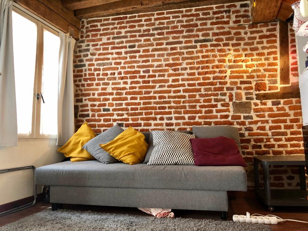 Vente appartement 59000 Lille - Studette meublée - Place des Patiniers