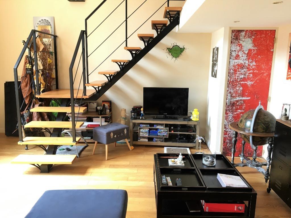 Location appartement 59000 Lille - Appartement type 2 meublé entre le Vieux lille et les gares
