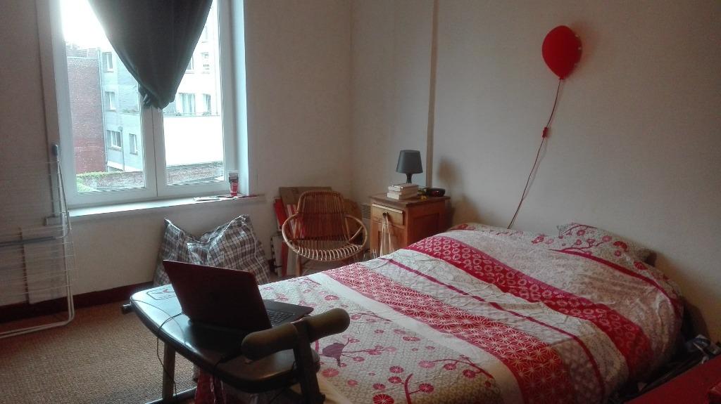 Location appartement 59000 Lille - Lille Moulins - T2 non meublé de 49,14m²