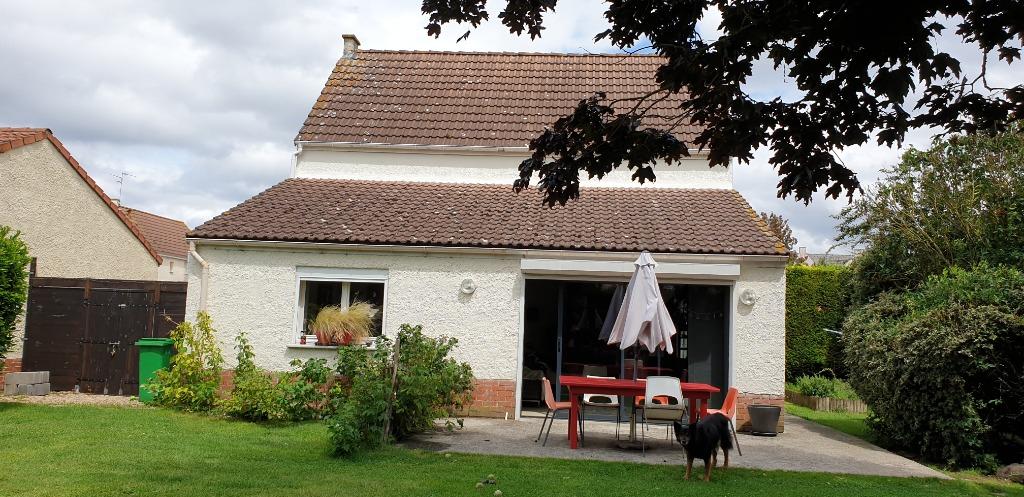 Vente maison 59112 Annoeullin - ANNOEULLIN,semi-plain pied 4 chambres