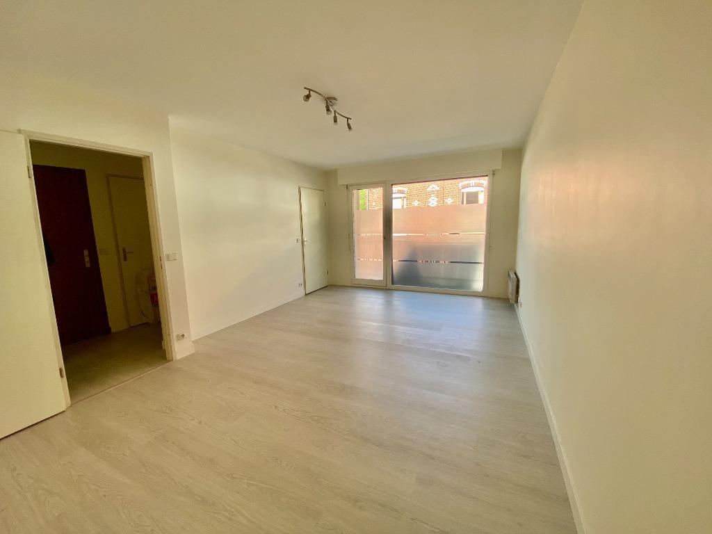 Vente appartement 59223 Roncq - Au cœur du centre ville - Type 3 avec balcon et garage