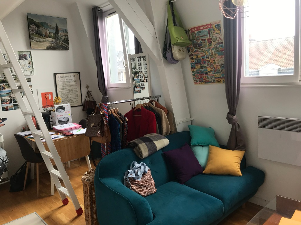Vente appartement 59000 Lille - Studio - Rue d'Inkermann