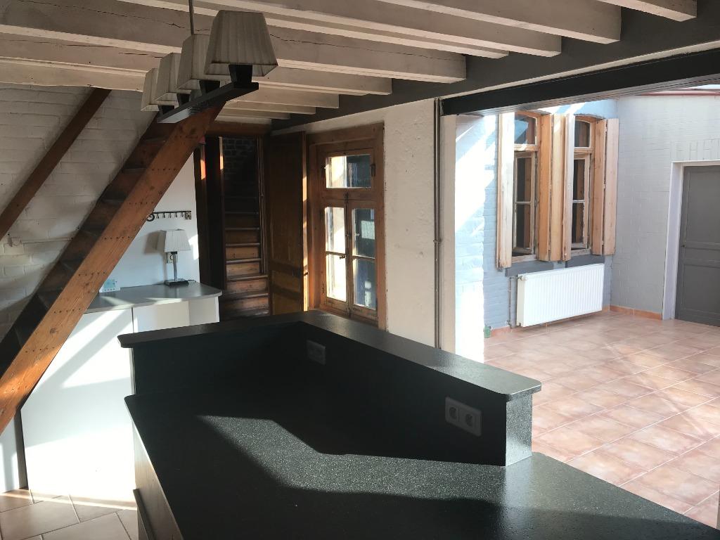 Vente maison - CAPPELLE EN PEVELE  Le Charme de l'authentique - 260 m² hab