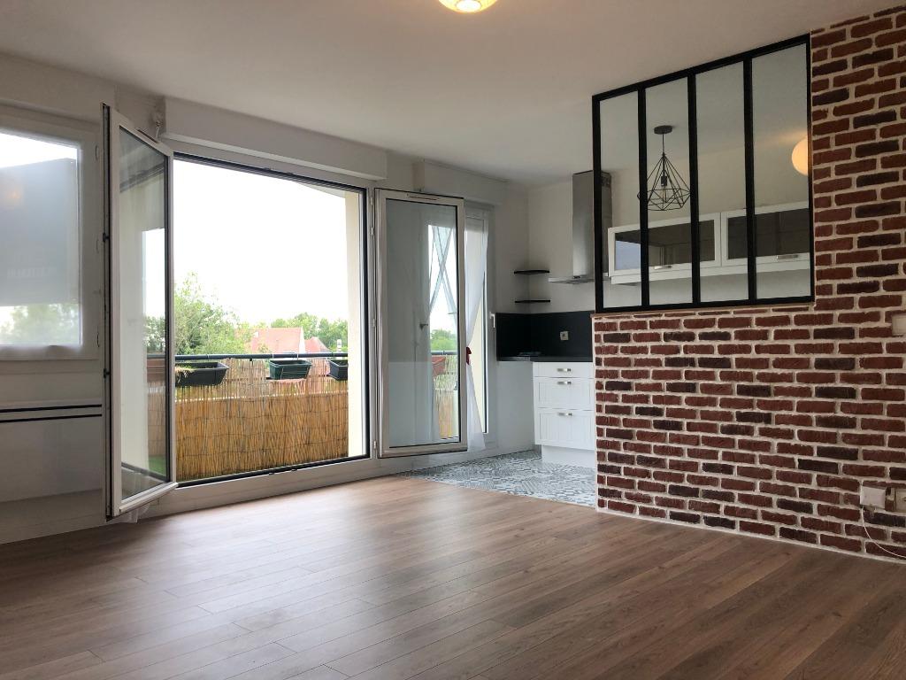 Vente appartement - Magnifique T3 avec Balcon et Garage