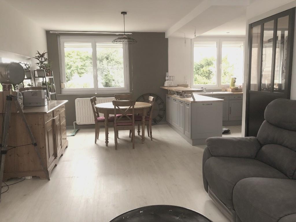 Vente maison 59320 Haubourdin - HAUBOURDIN 59320 Maison de 1957 type Bel étage