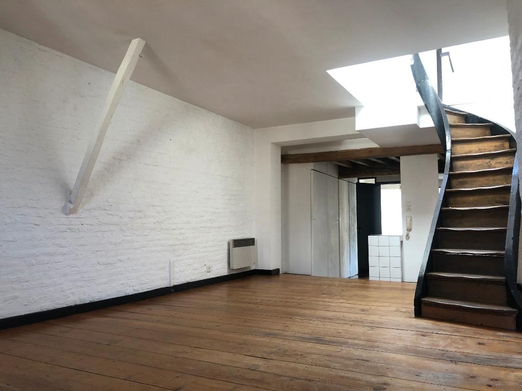Vente appartement - Duplex parvis de la Treille