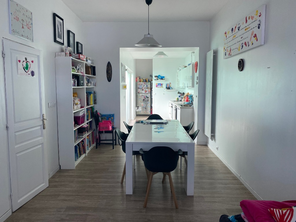 Vente maison 59000 Lille - Maison 1930 avec Cour