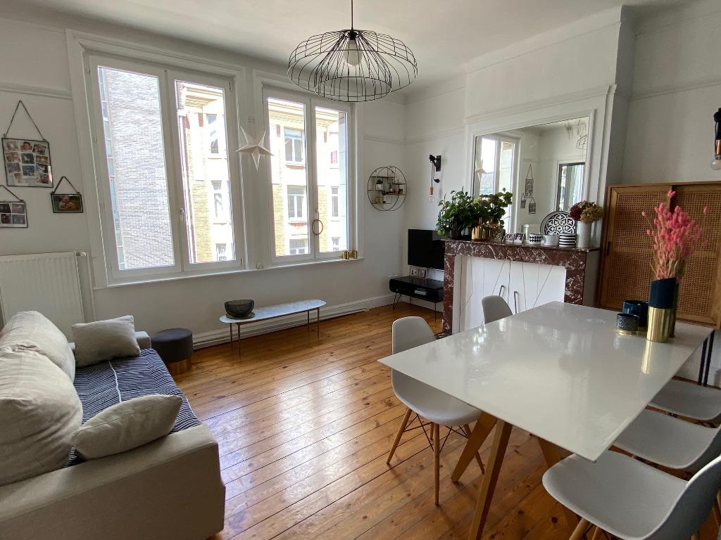 Vente appartement 59000 Lille - Magnifique Appartement T3 Hyper centre