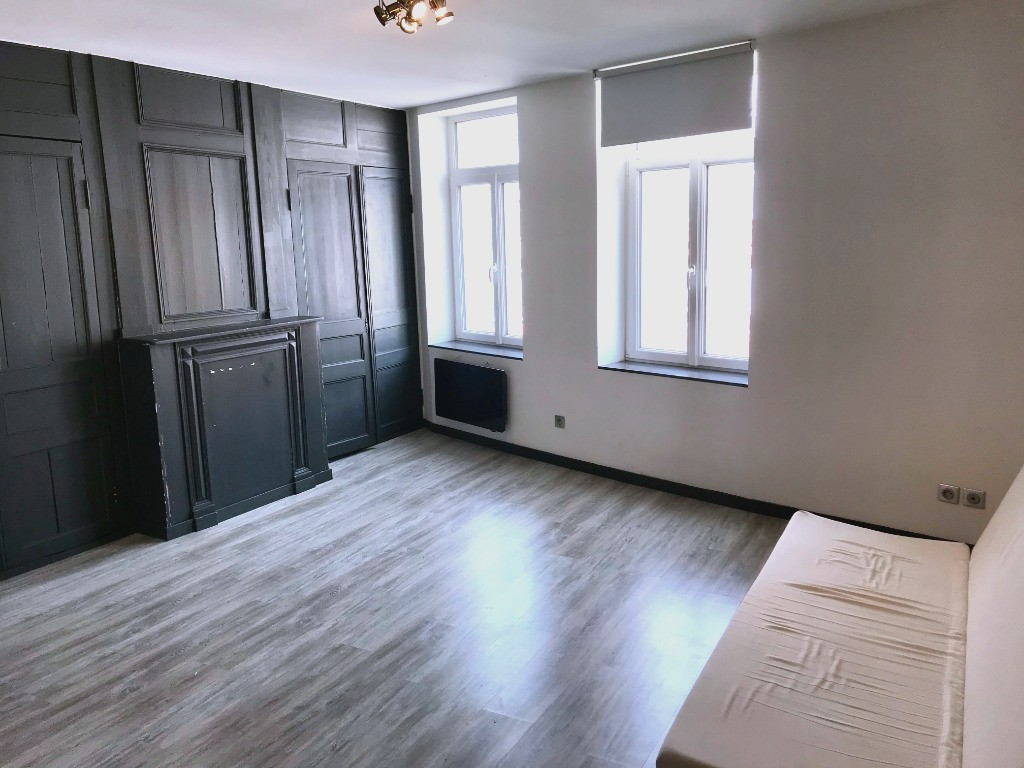 Vente appartement 59000 Lille - Gambetta - Appartement Type 3 bis en duplex