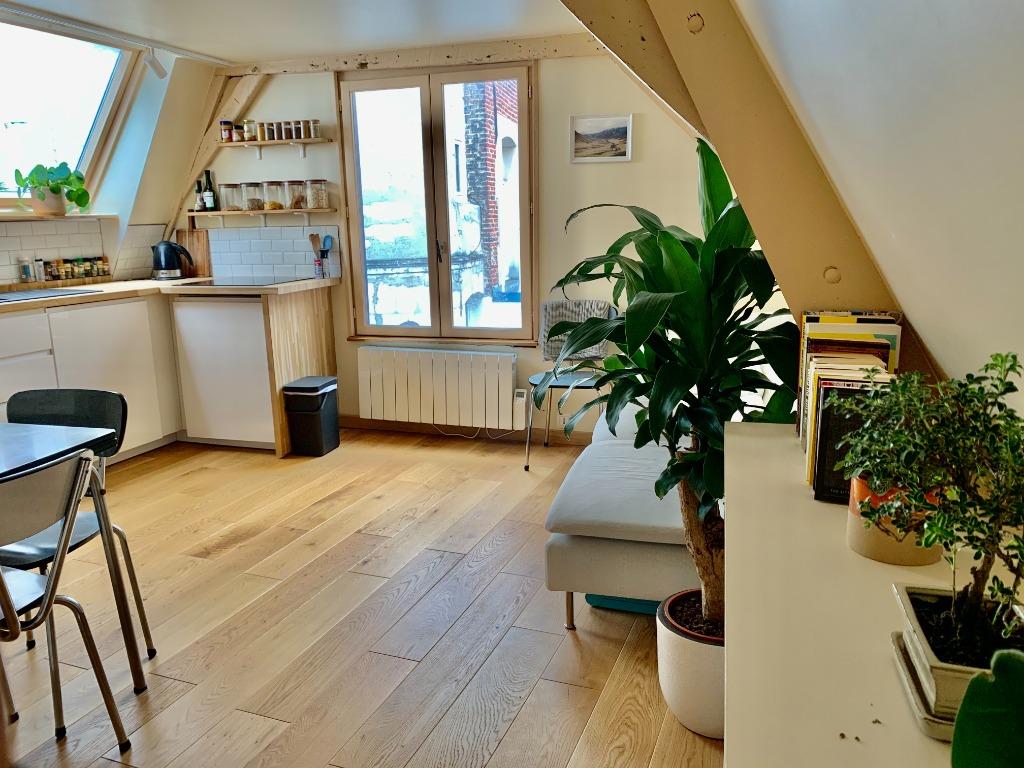 Vente appartement - Duplex idéalement placé