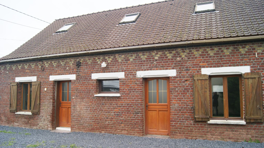 Vente maison 62138 Violaines - TRÈS BEAUX VOLUMES POSSIBLE SEMI PLAIN PIED
