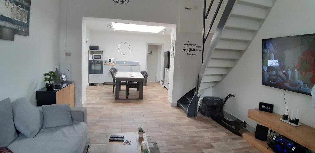 Vente maison 59320 Haubourdin - HAUBOURDIN 59320 Maison 1930 rénové