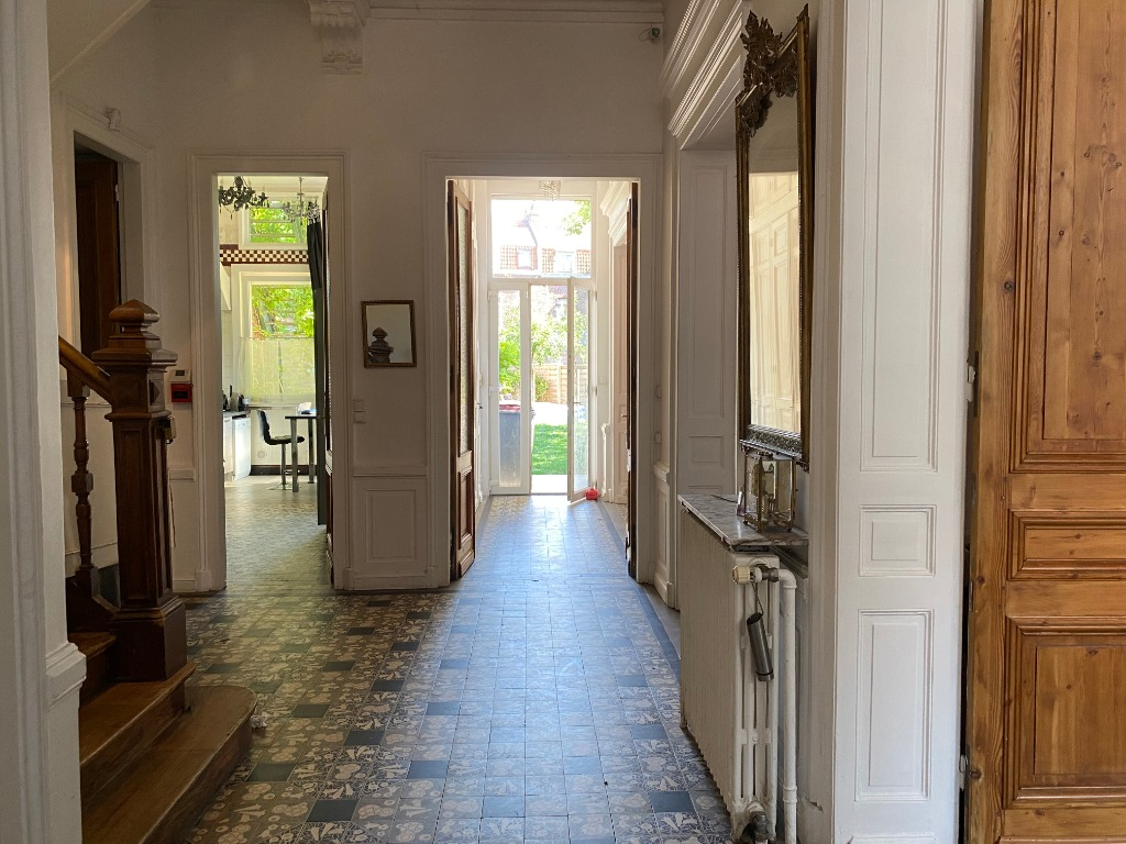 Vente maison 59000 Lille - Splendide demeure de famille