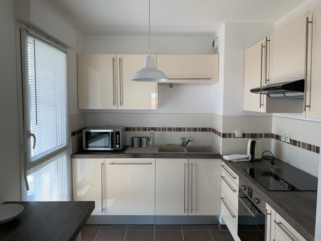 Vente appartement - WAMBRECHIES, appartement 2 chambres