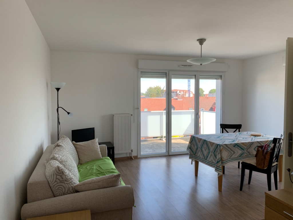 WAMBRECHIES, appartement 2 chambres