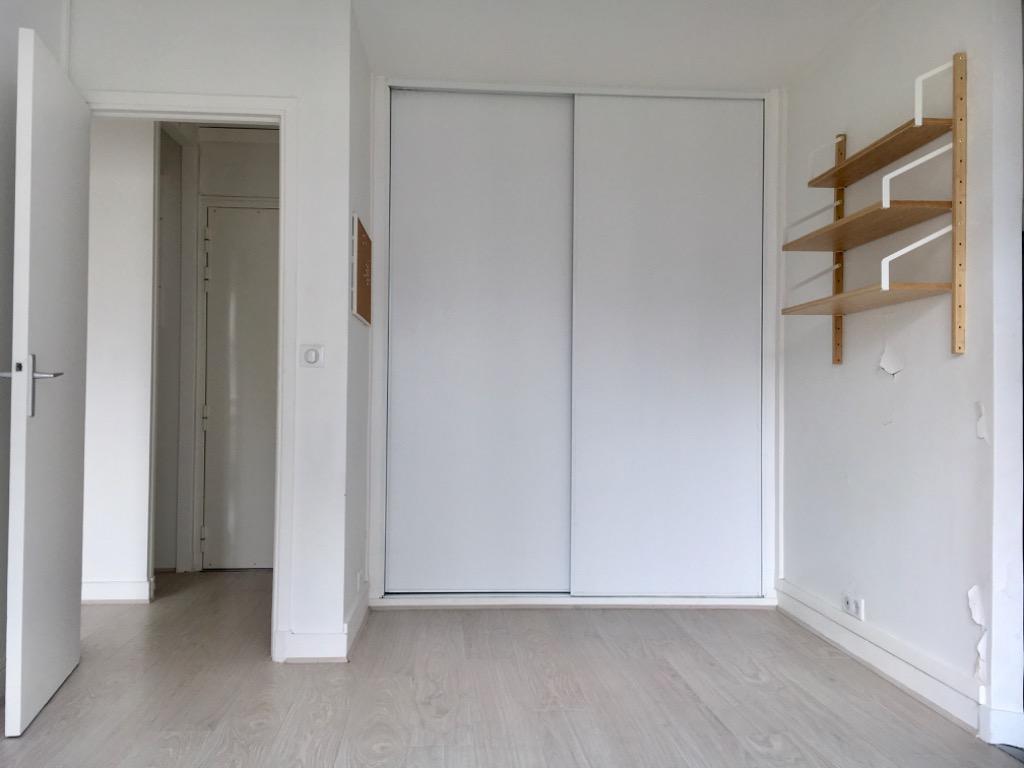 Location appartement - Métro Charonne - 2 pièces dernier étage terrasse