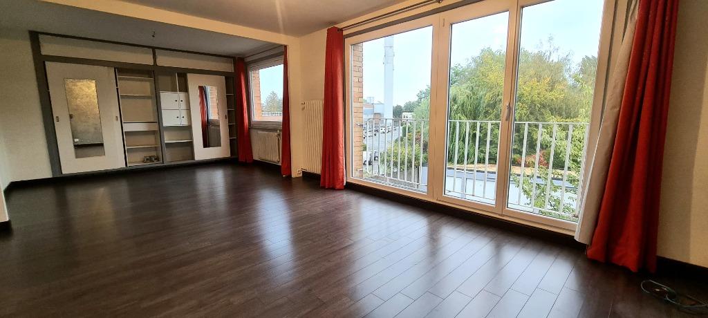 Vente appartement - Appartement 1 chambre 54.41 m²