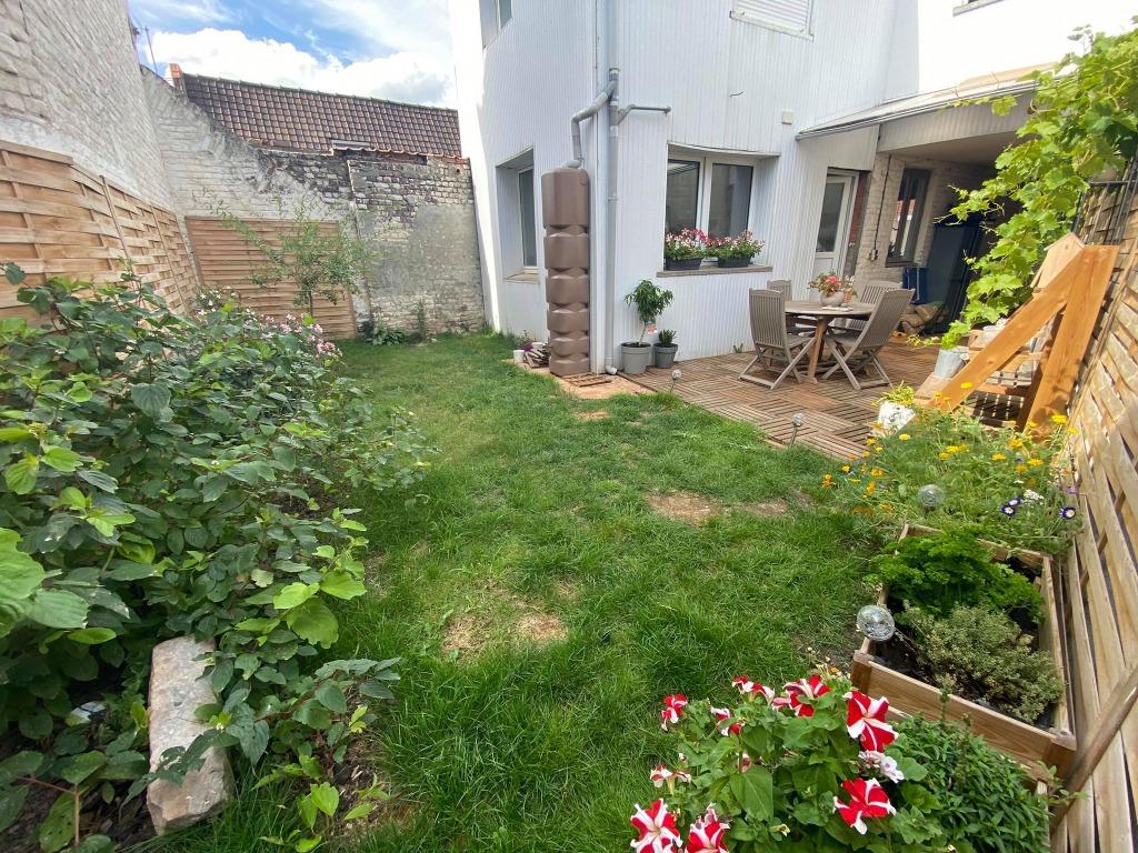 Sainghin en Weppes - Maison 1930 150m2 jardin garage