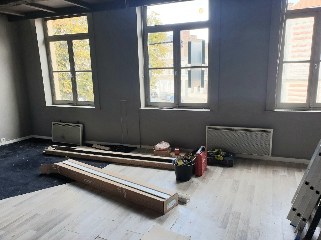 Vente appartement 59000 Lille - Type 2 place du concert