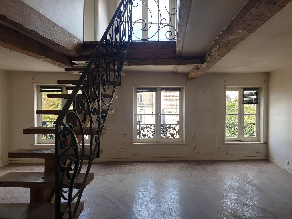 Vente appartement 59000 Lille - Duplex en type 3 Vieux-Lille