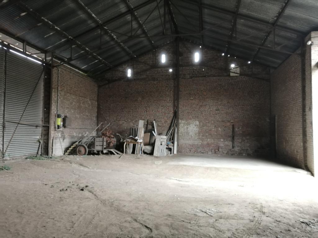 Corps de Ferme / Hangar
