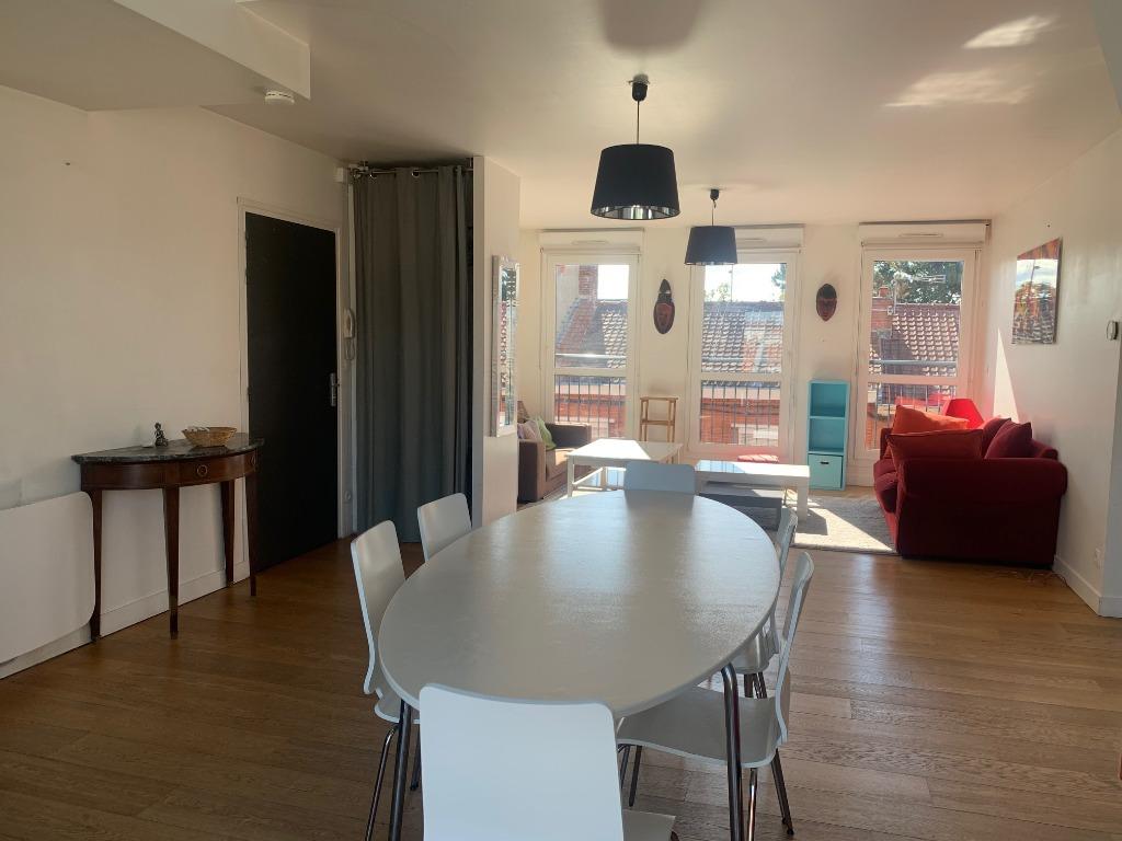 Vente appartement 59000 Lille - Beau Duplex Proche Lycée Faidherbe