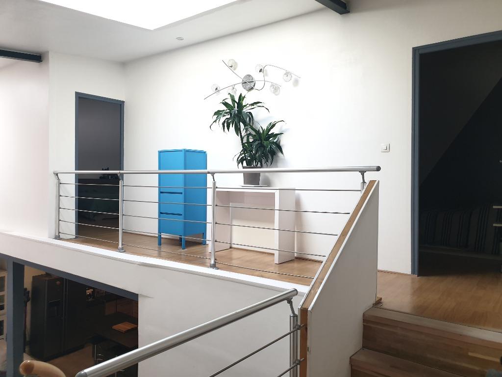Haubourdin superbe loft de 140 m²