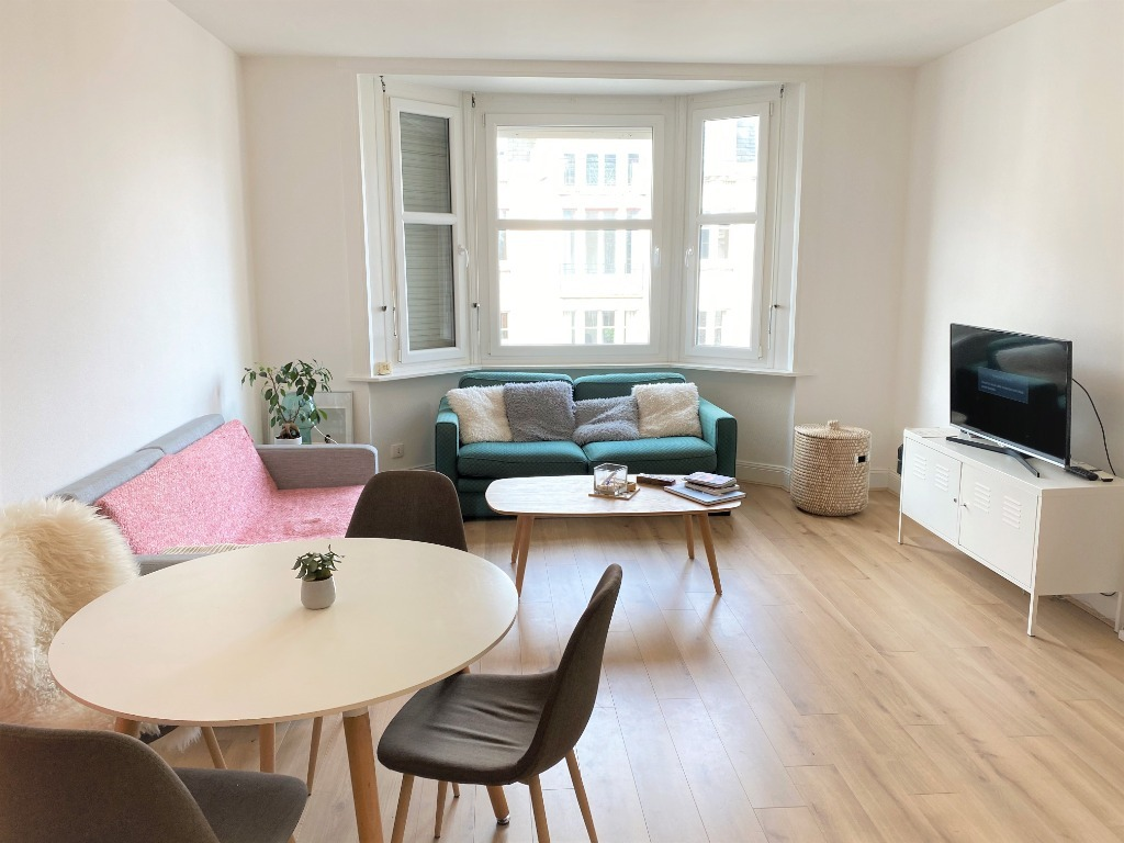 Location appartement 59000 Lille - SUPERBE T2 MEUBLE - PLACE REPUBLIQUE