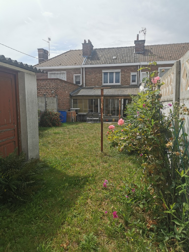 Vente maison 59320 Emmerin - EMMERIN - POUR INVESTISSEURS - VENTE EN VIAGER OCCUPE -