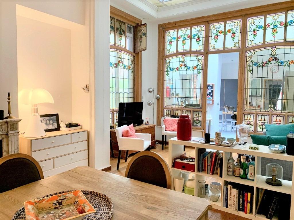 Vente appartement - Beau duplex T5 Saint Michel / JB Lebas avec parking