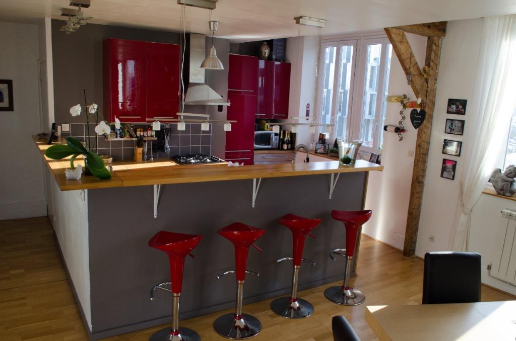 Vente appartement 59000 Lille - BEAU TYPE3 82M² IDEALEMENT SITUÉ - EURATECHNOLOGIES