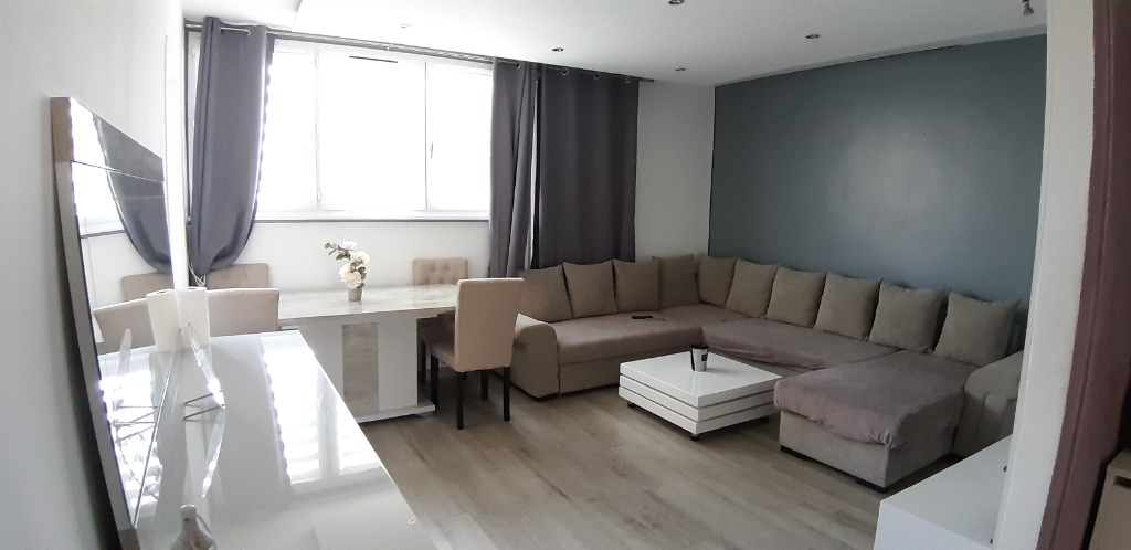 Vente appartement 59120 Loos - EXCLUSIVITE LOOS 1.5 KM CHR. beau T3 ..coup de COEUR