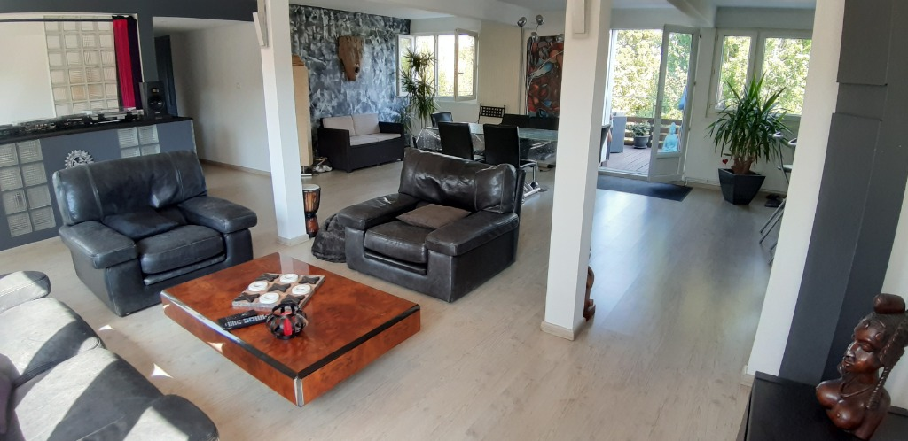 Vente appartement 59120 Loos - EXCLUSIVITE LOOS superbe loft 140m² grande terrasse parkings