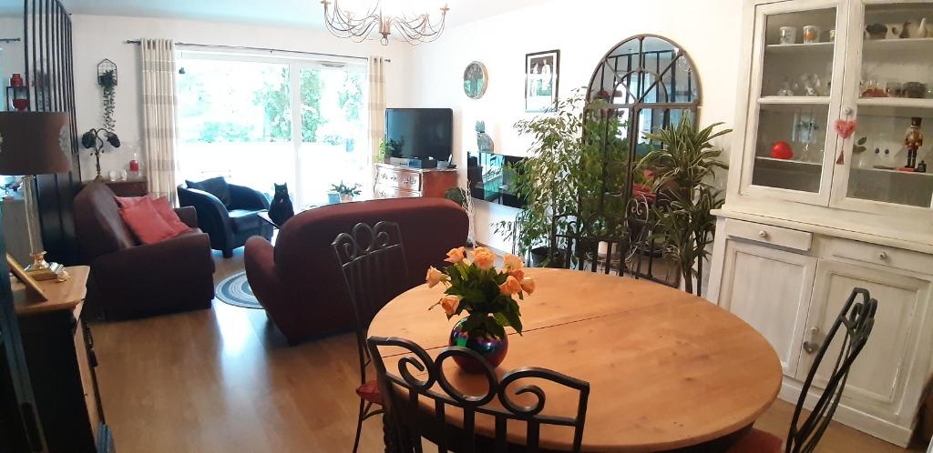 Vente appartement 59320 Haubourdin - EXCLUSIVITE Haubourdin Bel appartement de 85 m² 2 TERRASSES
