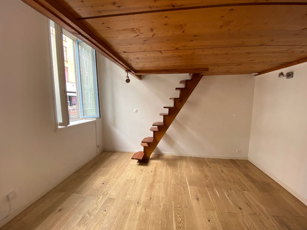 Vente appartement 59000 Lille - F1 bis Coup de coeur
