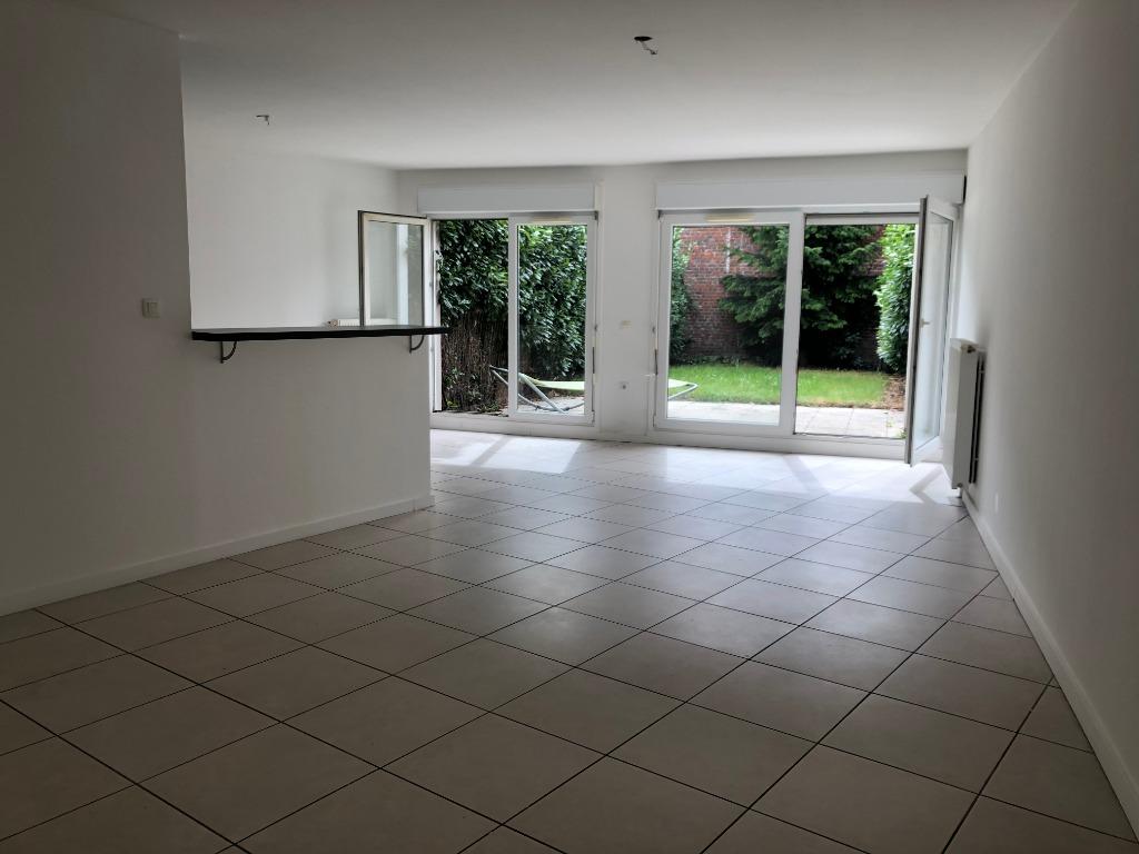 Vente appartement 59000 Lille - Duplex de 114 m² avec jardin et parking !