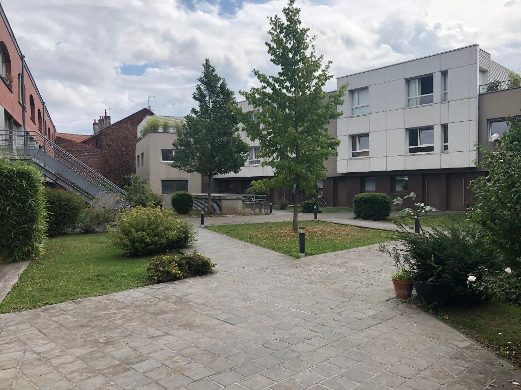 Duplex de 114 m² avec jardin et parking !