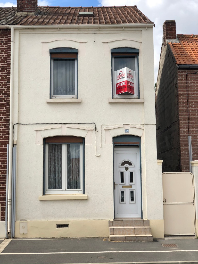 Vente maison 62410 Hulluch - RARE avec terrain constructible