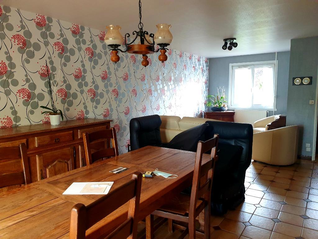 Vente maison 59260 Lezennes - Maison avec jardin et garage Lezennes