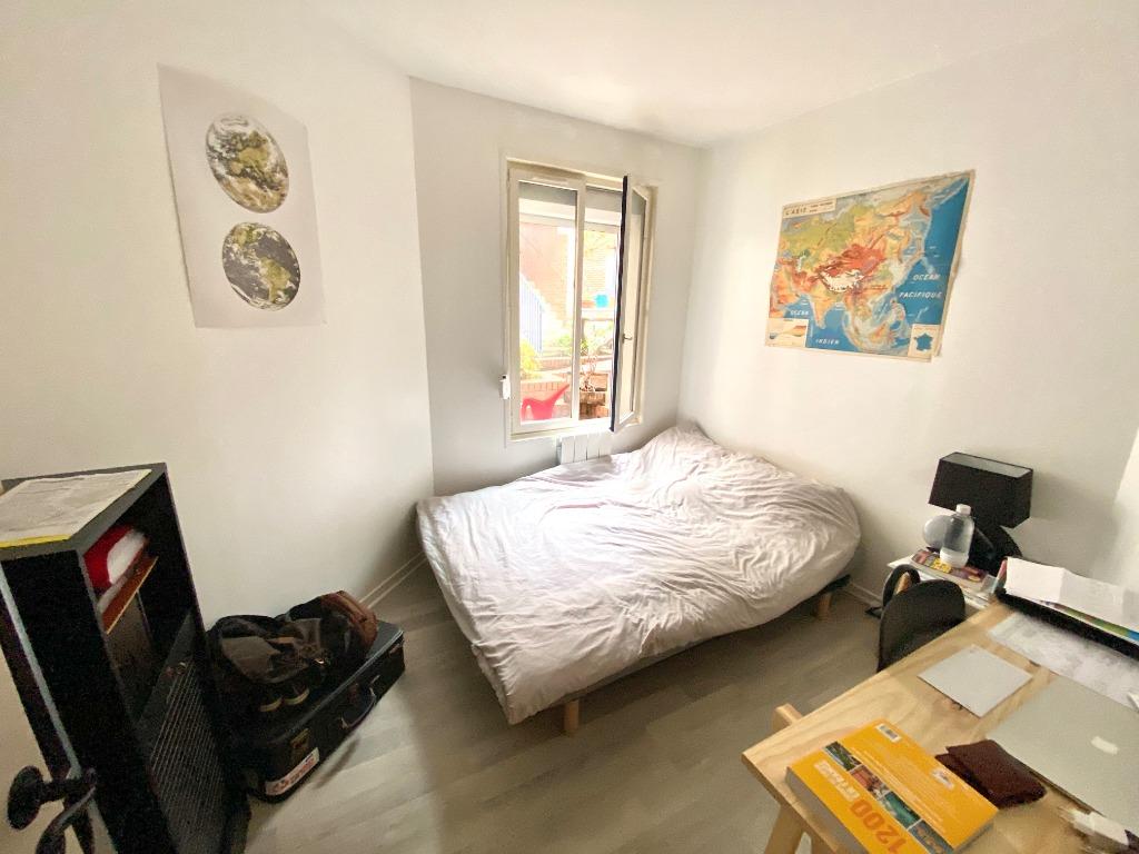 EXCLUSIVITE - T3 Vieux-Lille Terrasse