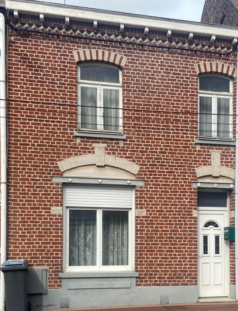 Vente maison 59136 Wavrin - EXCLUSIVITE-WAVRIN - maison 3 chambres ,beau séjour- JARDIN