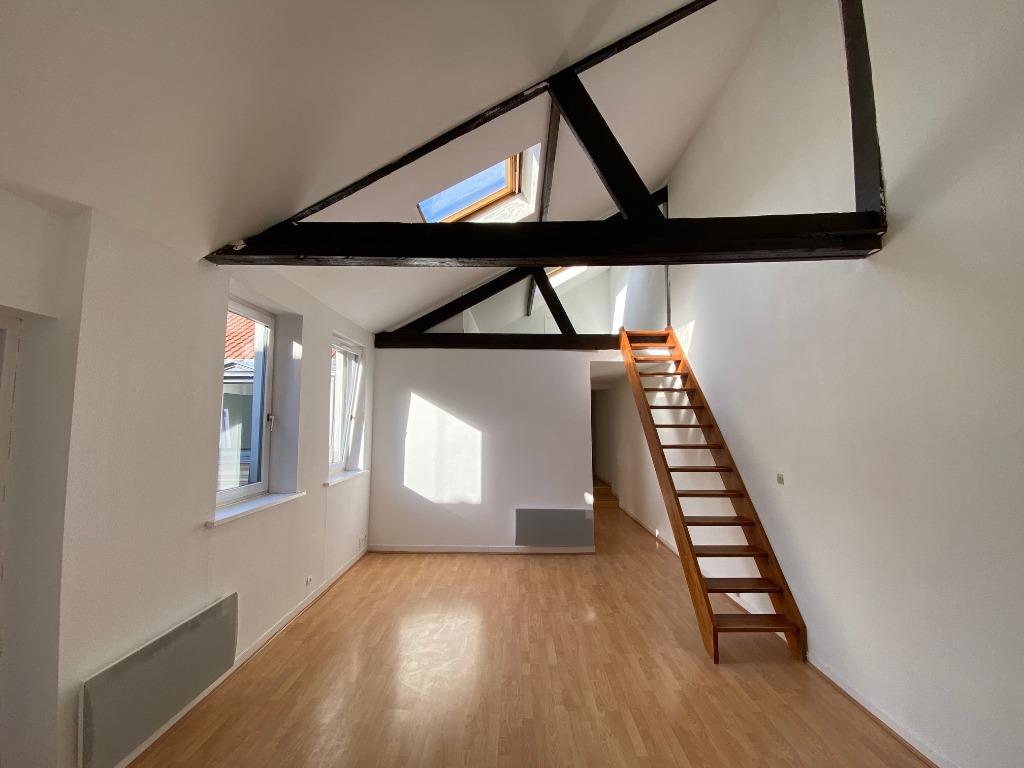 Vente appartement 59000 Lille - Type 3 au coeur du Vieux Lille