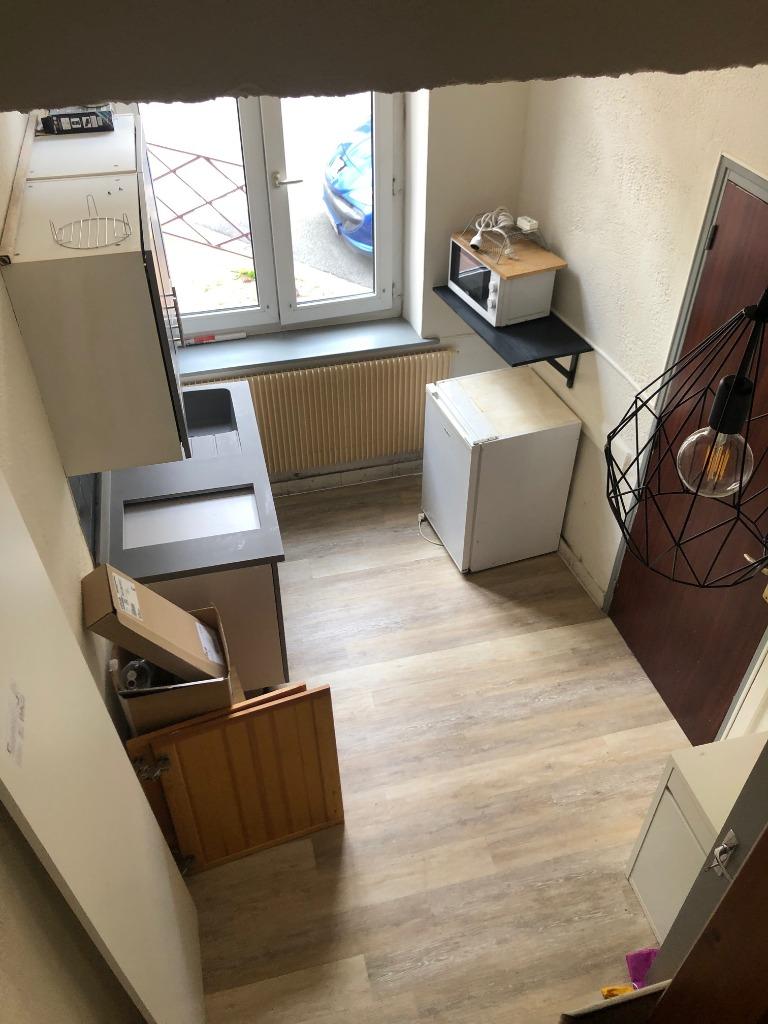Vente appartement 59000 Lille - Studette Vieux Lille