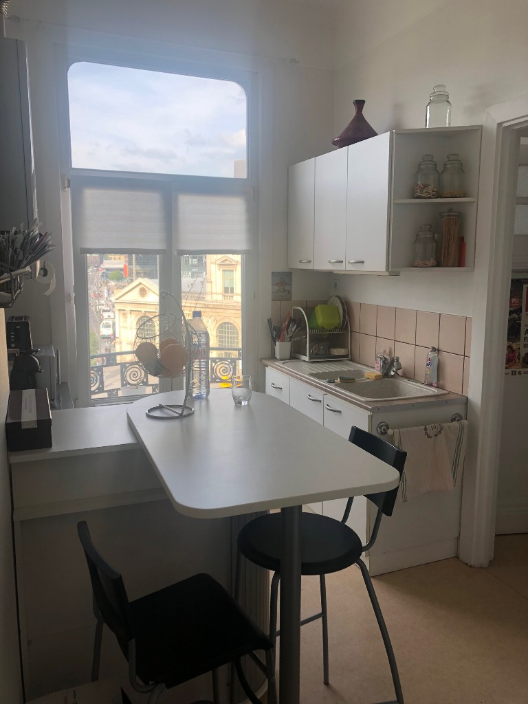 GARE LILLE FLANDRES / APPARTEMENT T2