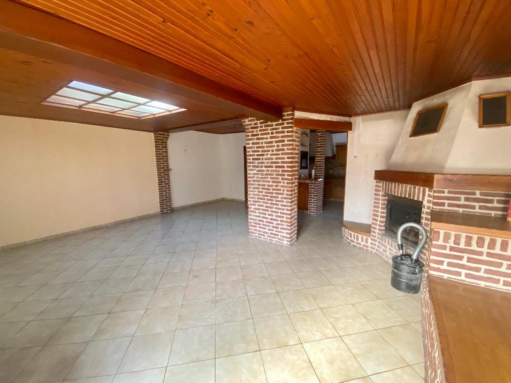 EXCLUSIVITE WAVRIN- Plain-pied -3 chambres  - jardin - garag