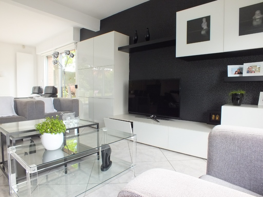 Vente maison - Maison contemporaine 4/5 chambres 245 m² utiles