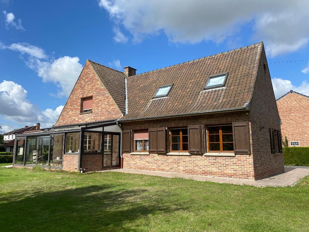 Vente maison 59320 Radinghem en weppes - Magnifique villa individuelle/2405m²